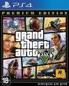 Игра для PS4 TAKE-TWO Grand Theft Auto V. Premium Edition
