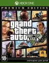 Игра для Xbox One Take Two Grand Theft Auto V. Premium Edition