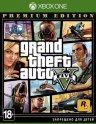Игра для Xbox One TAKE-TWO Grand Theft Auto V. Premium Edition