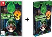 Игра для Nintendo Switch Nintendo Luigi's Mansion 3 Day-1 Edition