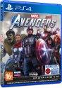 Игра для PS4 Square Enix Мстители Marvel