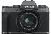 Системный фотоаппарат Fujifilm X-T200 15-45 Dark Silver