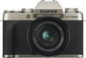 Системный фотоаппарат Fujifilm X-T200 15-45 Gold