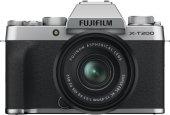 Системный фотоаппарат Fujifilm X-T200 15-45 Silver
