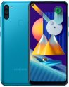 Смартфон Samsung Galaxy M11 32GB Turquoise (SM-M115F)