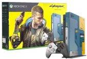 Игровая приставка Microsoft Xbox One X 1TB + Cyberpunk 2077 (FMP-00254)