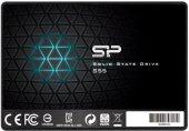 Твердотельный накопитель Silicon Power Slim S55 120GB (SP120GBSS3S55S25)
