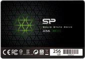 Твердотельный накопитель Silicon Power Ace A56 256GB (SP256GBSS3A56B25)
