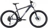 "Горный велосипед Stark Shooter-3 18""/2020, серый/белый (H000014181)"