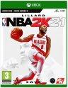 Игра для Xbox One TAKE-TWO NBA 2K21
