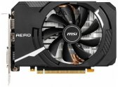 Видеокарта MSI GeForce GTX 1660 TI Aero ITX 6G OC