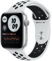 Смарт-часы Apple Watch Nike S6 44mm Silver Aluminum Case with Pure Platinum/Black Nike Sport Band (MG293RU/A)