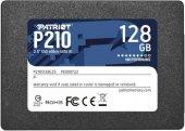 Твердотельный накопитель Patriot P210 128GB (P210S128G25)