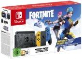Игровая приставка Nintendo Switch. Особое издание Fortnite