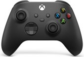 Геймпад Microsoft Xbox Series Carbon Black (QAT-00002)