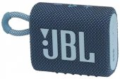 Портативная колонка JBL Go 3 Blue (JBLGO3BLU)