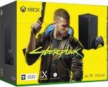 Игровая приставка Microsoft Xbox Series X 1TB + Cyberpunk 2077