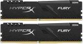 Оперативная память Kingston HyperX Fury 16GB Black (HX432C16FB3K2/16)