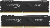 Оперативная память Kingston HyperX Fury 16GB Black (HX430C15FB3K2/16)