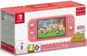 Игровая приставка Nintendo Switch Lite, коралловая + Animal Crossing: New Horizons + NSO 3 месяца