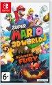Игра для Nintendo Switch Nintendo Super Mario 3D World + Bowser's Fury