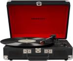 Проигрыватель виниловых дисков Crosley Cruiser Deluxe, Black (CR8005D-BK4)