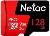 Карта памяти microSDXC NETAC P500 Extreme Pro 128GB (NT02P500PRO-128G-S)