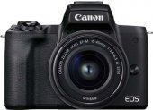 Системный фотоаппарат Canon EOS M50 Mark II Body Black