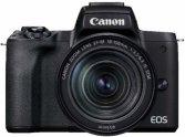 Системный фотоаппарат Canon EOS M50 Mark II 18-150mm f/3,5-6,3 IS STM Black
