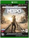 Игра для Xbox DEEP-SILVER Метро: Исход. Полное издание