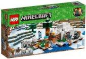 Конструктор LEGO Minecraft: Иглу (21142)