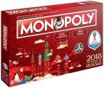 Настольная игра 1toy FIFA-18: Монополия (Т12023)