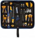 Набор ручного инструмента Kraft 12 предметов, сумка (KT 703001)