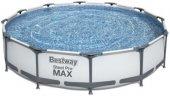 Каркасный бассейн Bestway Steel Pro Max, 366х76 см (56416)