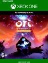 Цифровая версия игры Microsoft Ori and the Blind Forest: Definitive Edition (Xbox One)