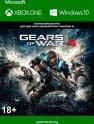 Цифровая версия игры Microsoft Gears of War 4 (Xbox One/PC)