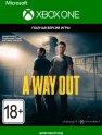 Цифровая версия игры EA A Way Out (Xbox One)