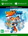Цифровая версия игры Microsoft Super Lucky's Tale (Xbox One/PC)