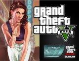 Цифровая версия игры 2K Grand Theft Auto V: Premium Online Edition & Megalodon Shark (PC)