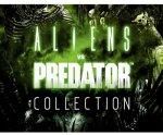 Цифровая версия игры Sega Aliens vs. Predator Collection (PC)