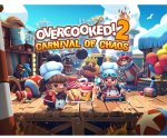 Дополнение TEAM-17 Overcooked! 2: Carnival of Chaos (PC)