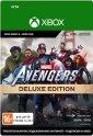 Цифровая версия игры SQUARE-ENIX Marvel's Avengers: Deluxe Edition (Xbox)