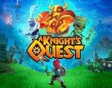 Цифровая версия игры CURVE-DIGITAL A Knight's Quest (PC)