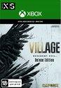 Цифровая версия игры Capcom Resident Evil Village. Deluxe Edition (Xbox)