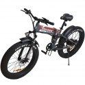Электровелосипед HIPER Engine BX655 Graphite