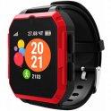 Детские умные часы Geozon Ultra Black/Red (G-W15BLKR)