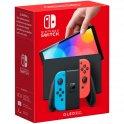 Игровая приставка Nintendo Switch OLED-модель Neon Blue/Neon Red