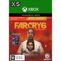 Цифровая версия игры Ubisoft Far Cry 6 Gold Edition. Предзаказ (Xbox)