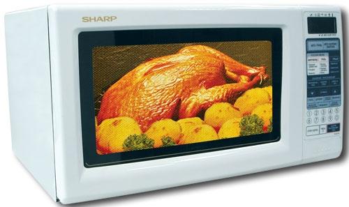 Sharp R 877h инструкция - фото 7