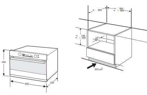 Samsung fw87sstr микроволновая печь схема встройки